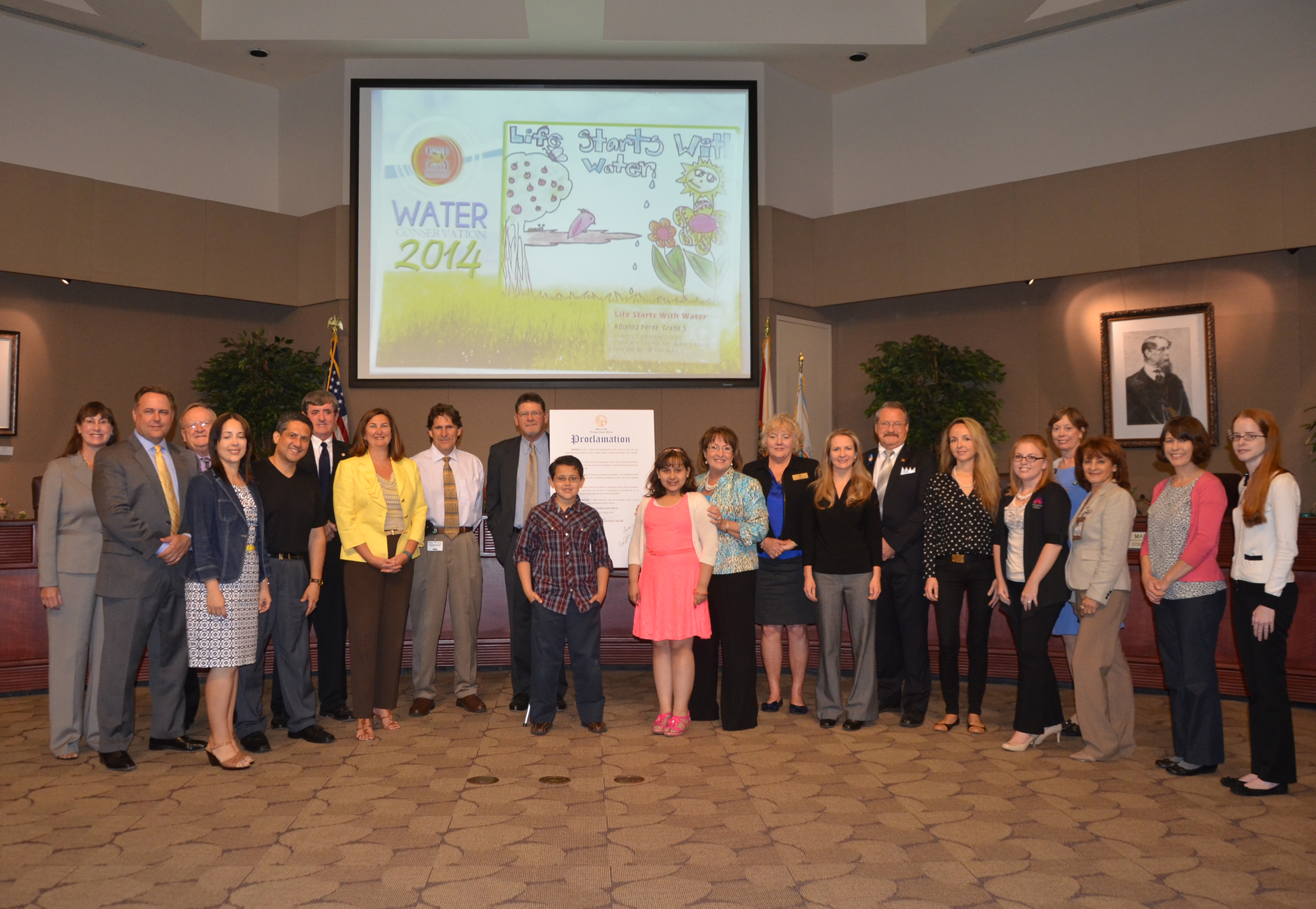 BCC announces Water Conservation Month Challenge