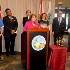 Mayor Jacobs and commissioners for Asian Pacific American Heritage Month