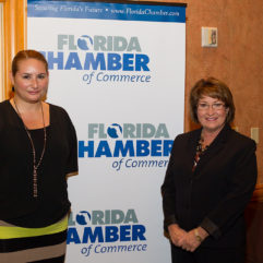Mayor Jacobs at Florida Chamber of Commerce