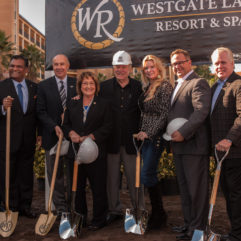 Groundbreaking for Westgate Lakes