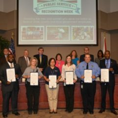 BCC with Public Service Recognition participants