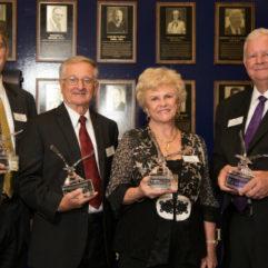 Los cuatro pioneros de la industria que fueron distinguidos