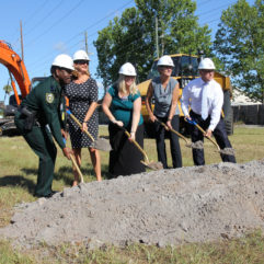 Groundbreaking for new Orange County park