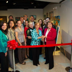 Ribbon cutting for Hispanic Heritage Month kick-off