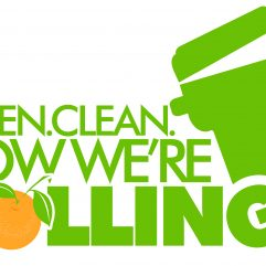 New Garbage and Recycling Roll Carts Support Sustainability in Orange County