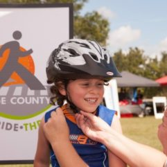 Orange County Steps Up Pedestrian Safety with Walk-Ride-Thrive!