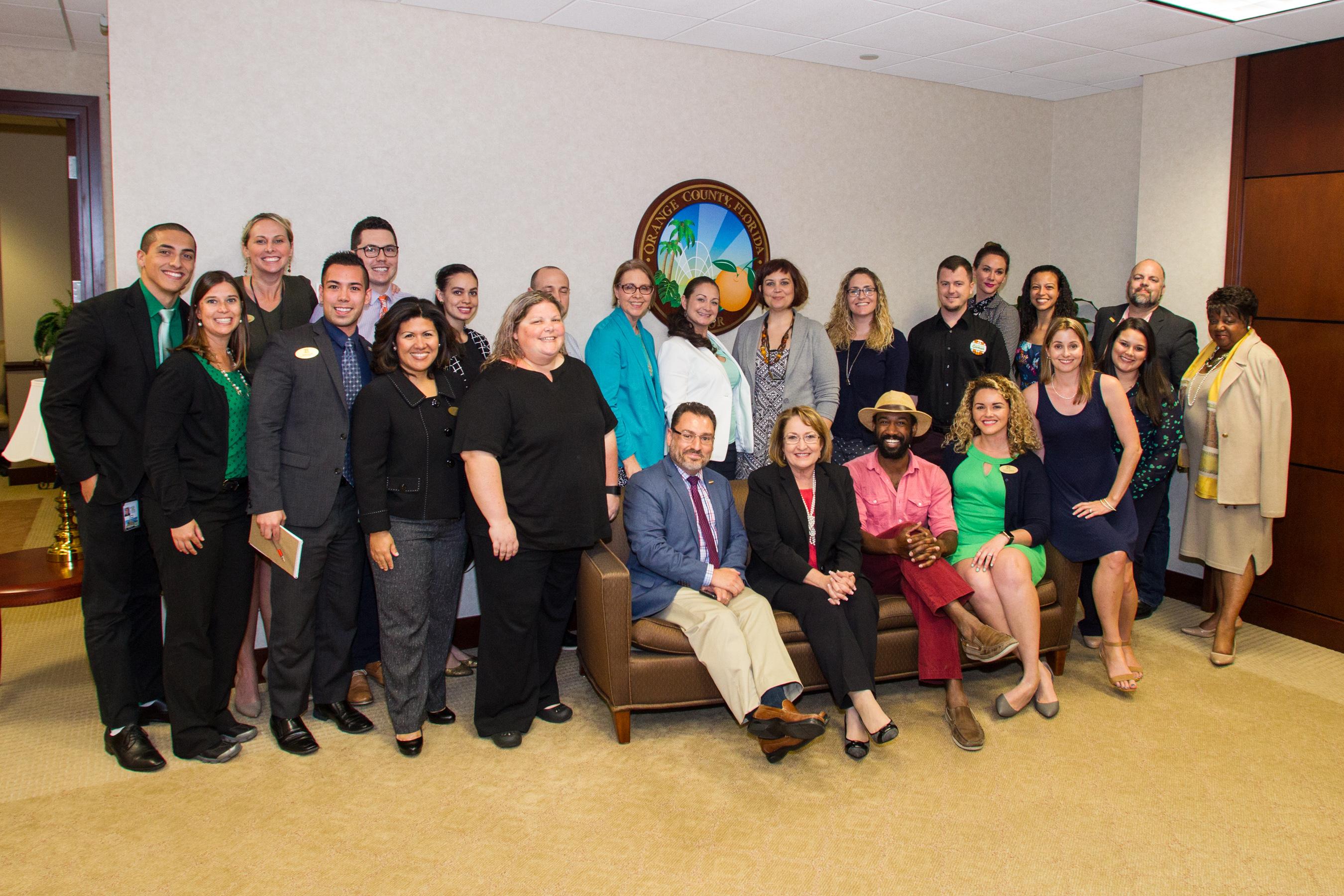 Condado De Orange Amplía El Grupo Trabajo Medios Sociales Y Tecnología Lanza Su Página En Instagram