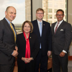 Orange County Strengthens Economic and Cultural Ties with Czech Republic