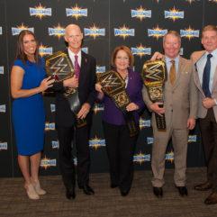El Condado de Orange le Da la Bienvenida a WWE WrestleMania 33 en el Orlando Citrus Bowl