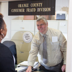 Orange County Consumer Fraud Unit Protects Citizens and Visitors from Scams