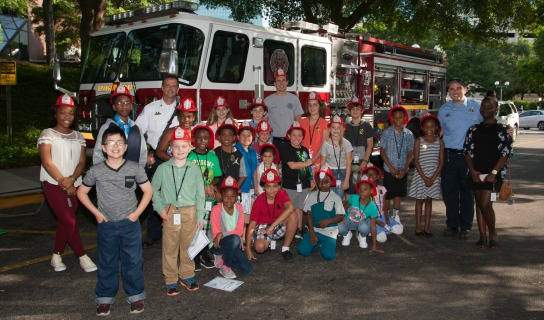 OCFR Take Our Daughters and Sons to Work Day