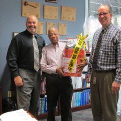 Orange County Celebrates Building Safety Month