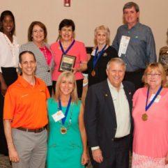 Ciudadanos Homenajeados en la Conferencia de la Comunidad del Condado de Orange 2016