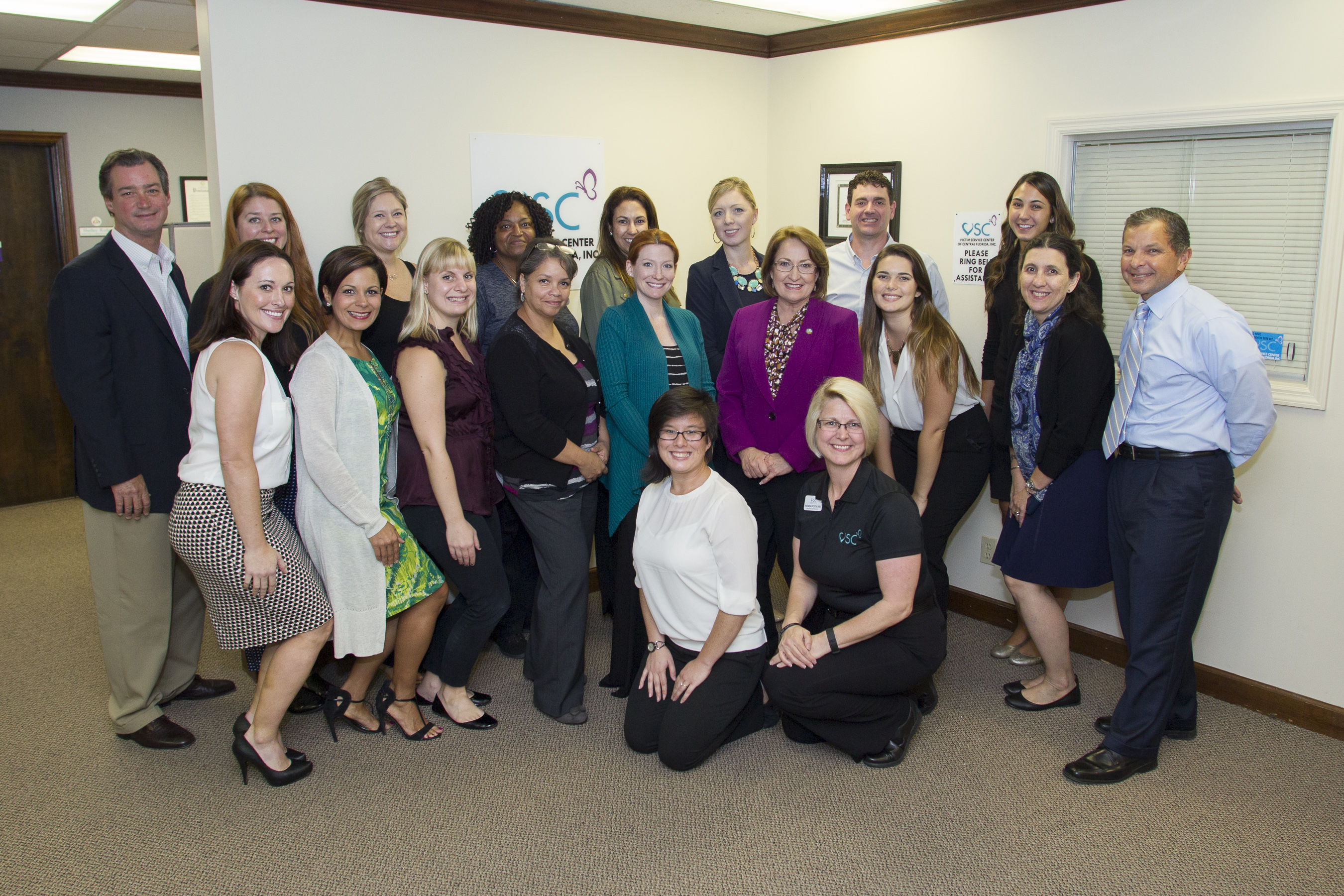 Victim Service Center Of Central Florida Recognized For