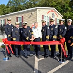 Orange County Fire Rescue Celebrates Station 28 Ribbon Cutting Ceremony