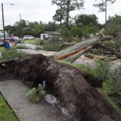 Hurricane Matthew Veers East of Orange County