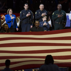 Orlando Magic Dedicates Opening Night to Pulse Victims and First Responders