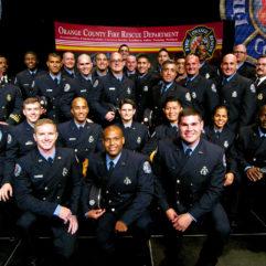 OCFR New Recruit Class