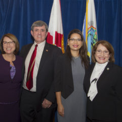 Oath of Office Ceremony for Orange County District 1, 3 and 5  Held at Convention Center