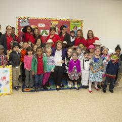 Mayor Jacobs' Reading Initiative Celebrates Literacy Week in Orange County