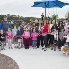 Orange County Unveils Newest Inclusive Playground at Young Pine Park Grand Opening