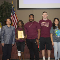 Mayor Jacobs' Sustainability Awards Recognizes Aquaponics STEM Learning Project at Wekiva High School