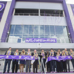 Orange County Welcomes Orlando City Soccer Club Lions to Their New Home