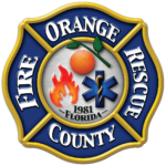 Orange County Fire Rescue Department logo