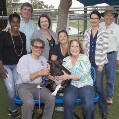 Mayor Teresa Jacobs at Orange County Animal Services