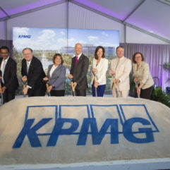 Inicio de Obras de KPMG