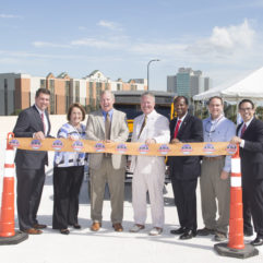 Ribbon cutting for I-4 Grand National Drive Overpass