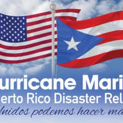 Reunión de la BCC del Condado de Orange para Incluir la Ayuda a Puerto Rico - 3 de octubre