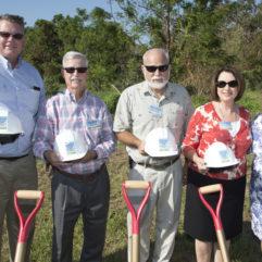 Inauguración de Obras para Lakeside Village Park
