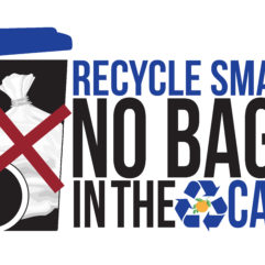 Orange County's No Plastic Bags in the Cart Campaign Commences
