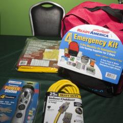 Suministros del kit de emergencia