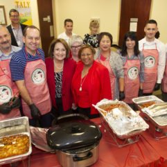 Orange County Public Works' Annual Pasta with a Purpose Luncheon Supports Great Oaks Village