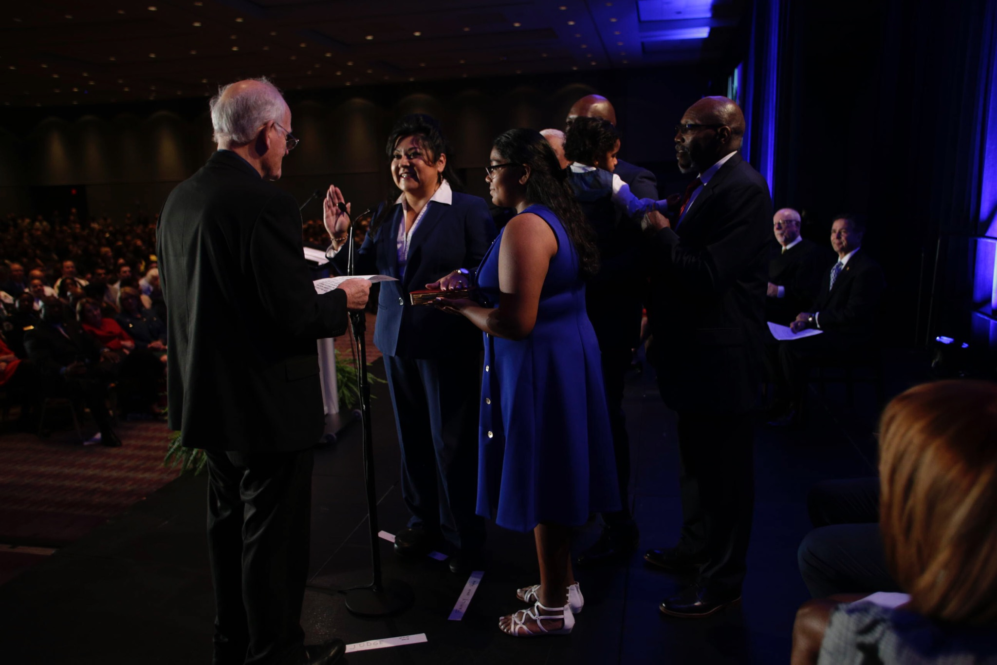 2018 Oath of Office Ceremony Draws Hundreds to Orange County