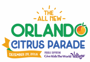 The all-new Orlando Citrus Parade