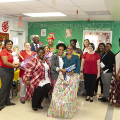Toy Drive Collaboration Leads to Happy Holidays for Families