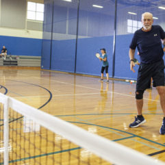 "Pickleball is a Big ""Dill"" at Orange County Parks and Recreation Centers"