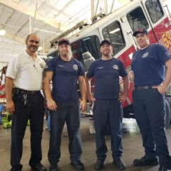 Orange County's Fire Fleet Keeps the Big Rigs Rolling