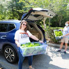 Orange County Convention Center Supports the Feed the Need Initiative
