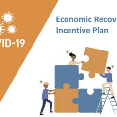 Gráfico del Plan de Acción para la Recuperación Económica para la seguridad en la construcción