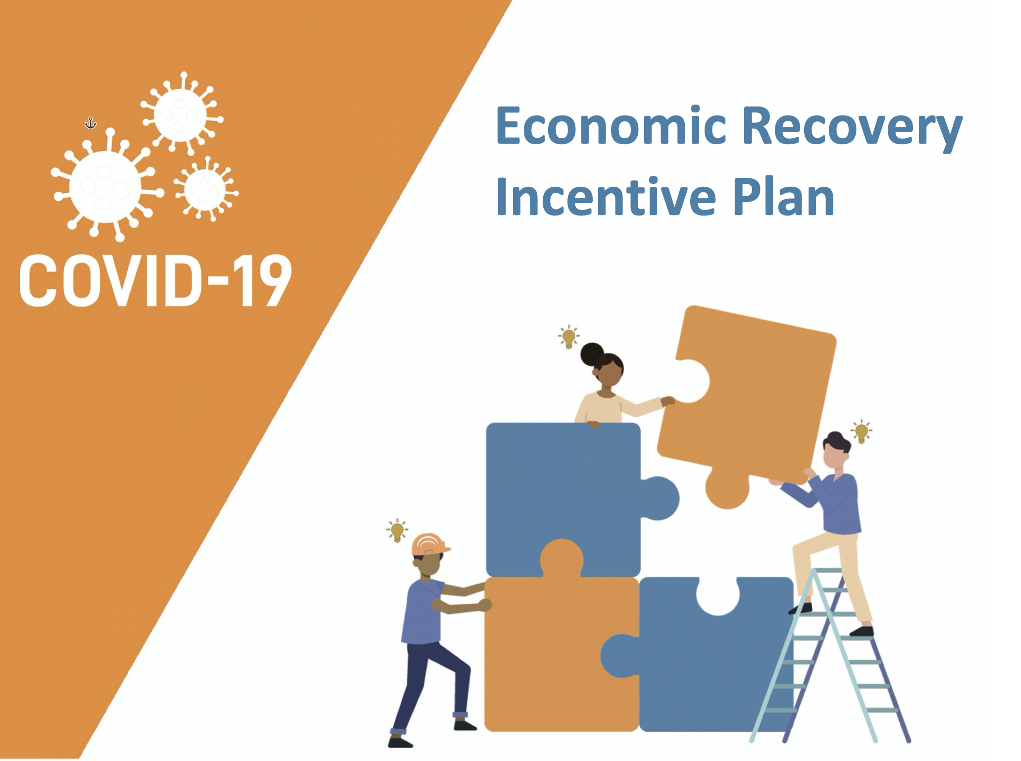 Economic Recovery Action PLan graphic for building safety