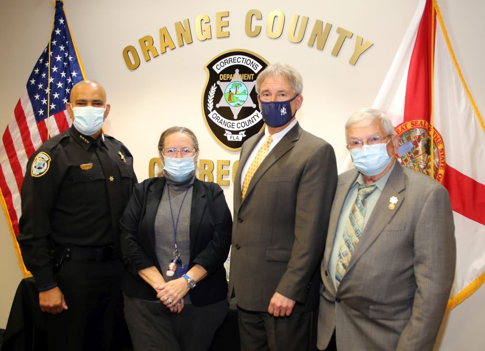 Orange County Corrections Wins High Accolades from the American Correctional Association