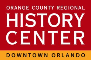 Orange County Regional History Center Downtown Orlando logo