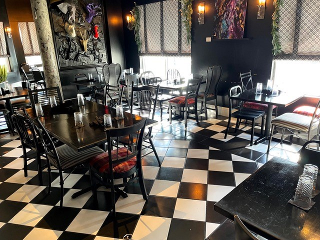 Avalon Eatery Dining Room